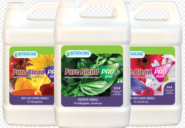 Botanicare Nutrition