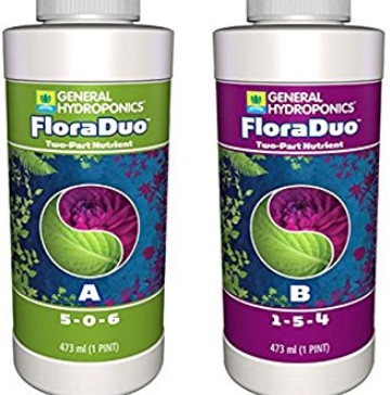 General Hydroponics Flora Duo